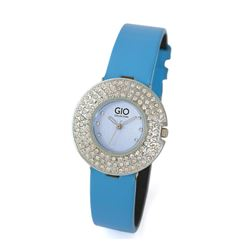 Gio Collection Analog Women's Watch GLC-4001D