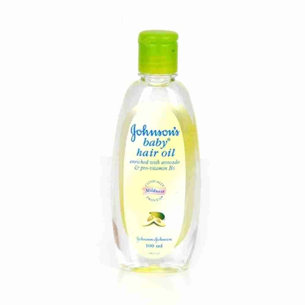 Picture of Johnson and Johnson Johnson'S Baby Hair Oil – 100ml