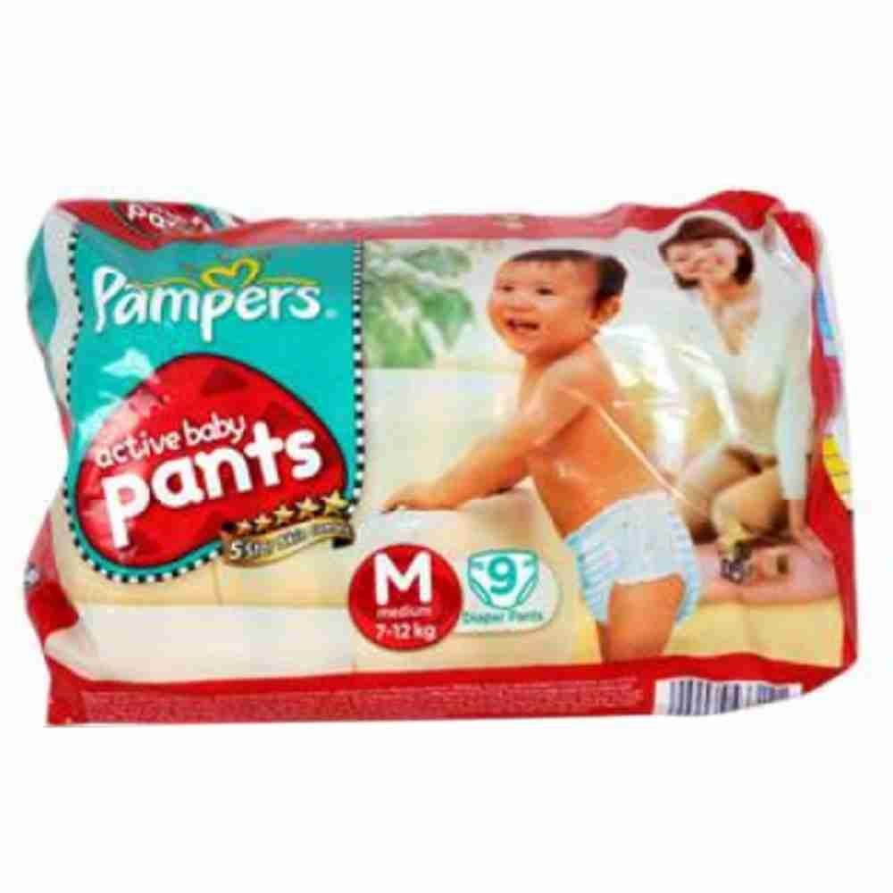 Picture of Pamper Medium 7-12Kg 9pants