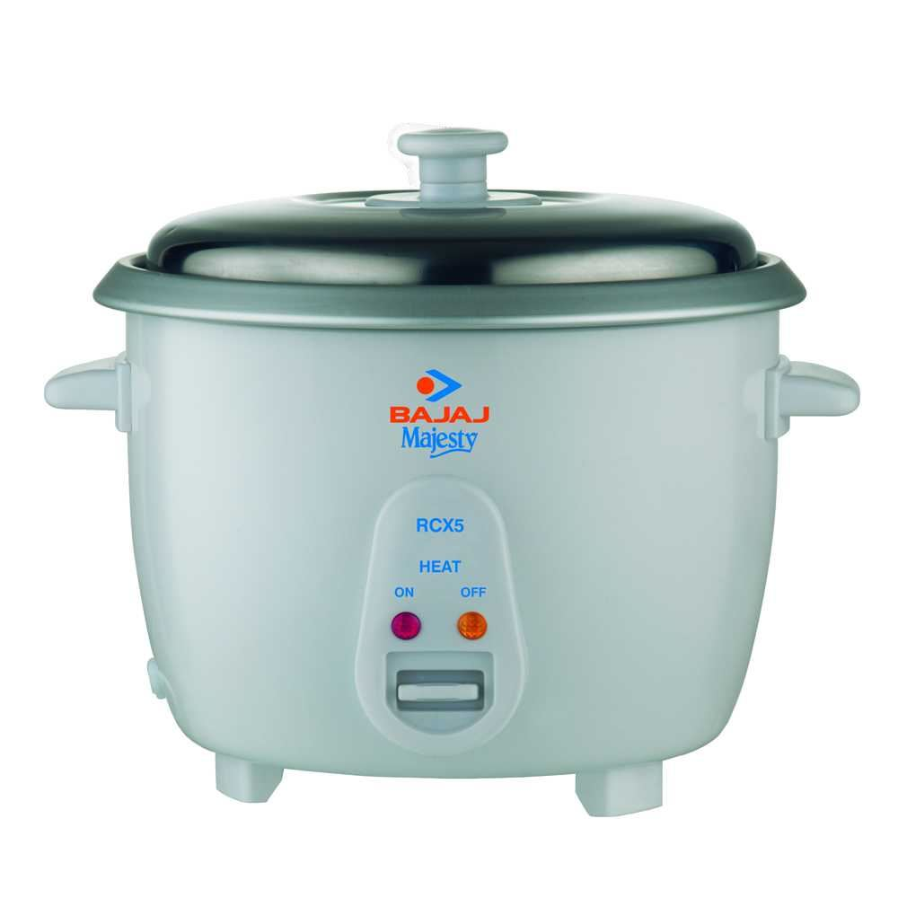 Picture of Bajaj Majesty New RCX 5 Electric Rice Cooker