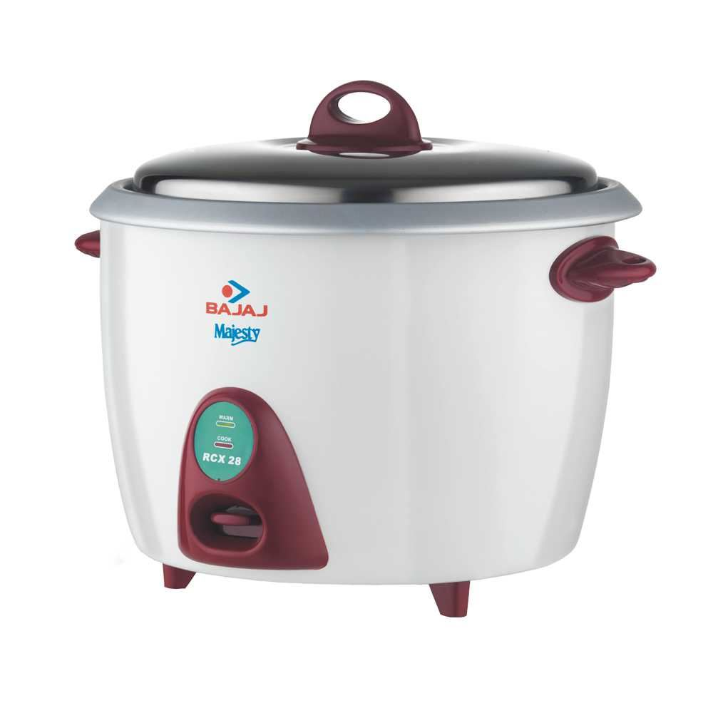 Picture of Bajaj Majesty RCX 28 Electric Rice Cooker