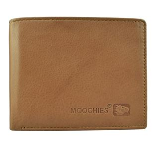 Picture of Moochies Leather Men's Wallets (emzmocgwN65beige)