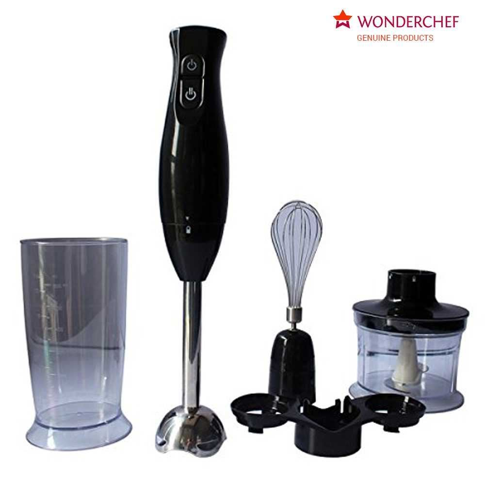 Picture of Wonderchef Prato Hand Blender (5 In 1)