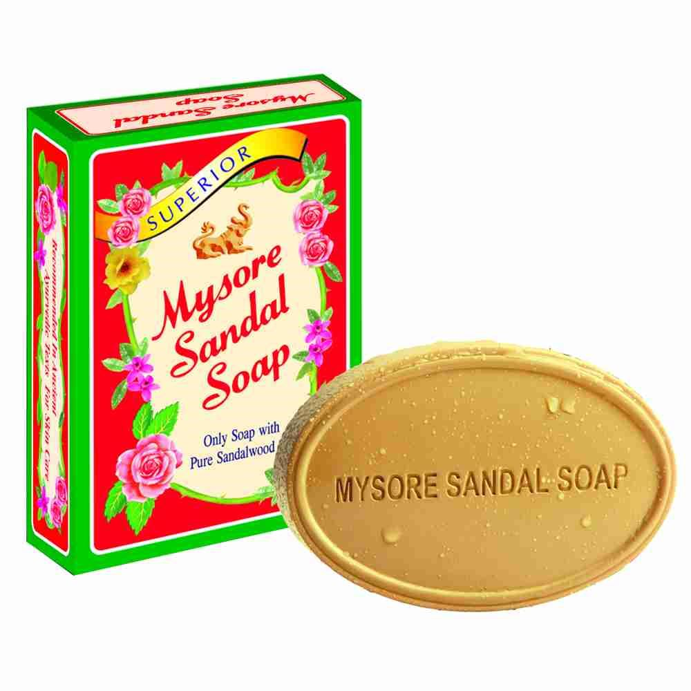 Picture of Mysore Sandal Soap 125gm