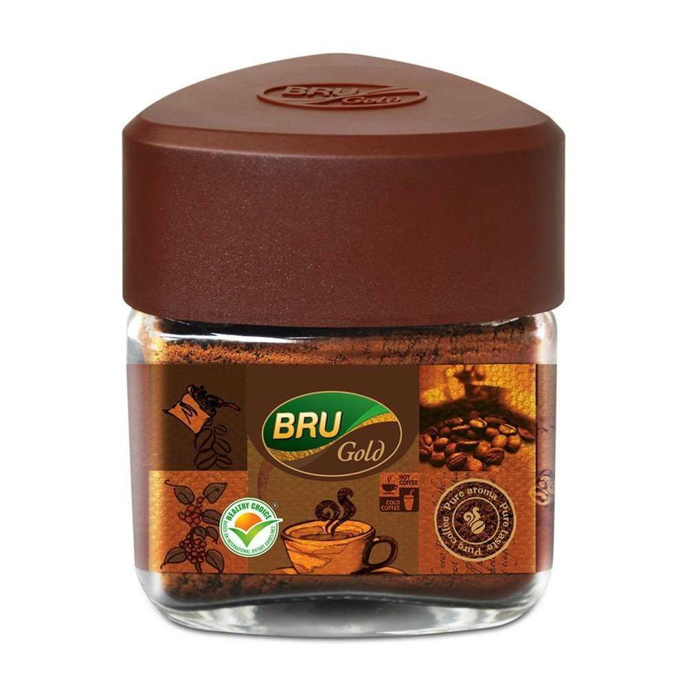Picture of Bru Gold Instant Coffee 25gm