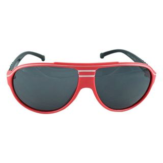 Picture of Polo House USA Kids Sunglasses Red (CrazyB905redblack)