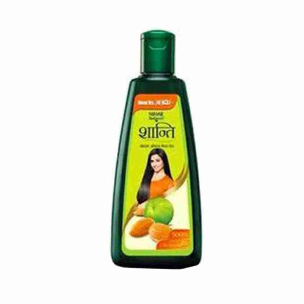 Picture of Nihar Shanti Amla Hair Oil 100ml