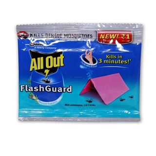 Picture of All Out Flash Guard 10 Cards
