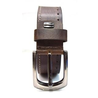 Picture of Tanned Hides Pure Leather Belt emzamagarbelt23