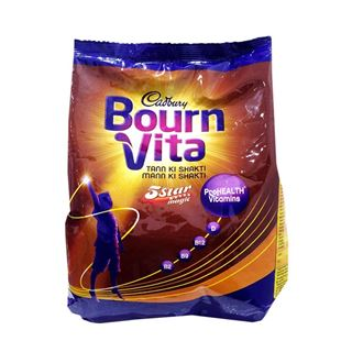 Picture of Cadbury Bournvita 5 Star Magic Refill Pack 500gm