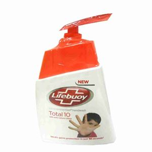 Picture of Lifebuoy Hand Wash Total 215ml Pump