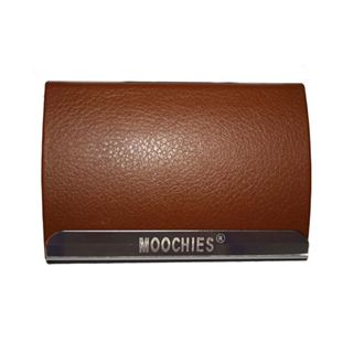 Picture of Moochies Leatherette Card Holder (emzmocch002tan)