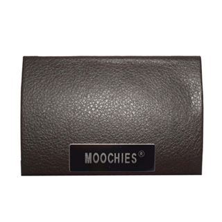 Picture of Moochies Leatherette Card Holder (emzmocch004brown)