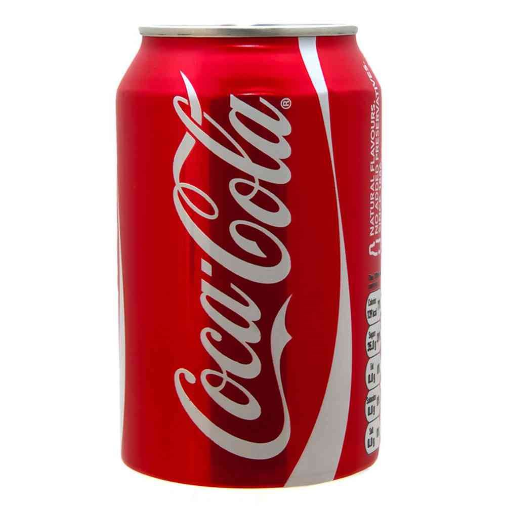Picture of Coca Cola Can 330ml