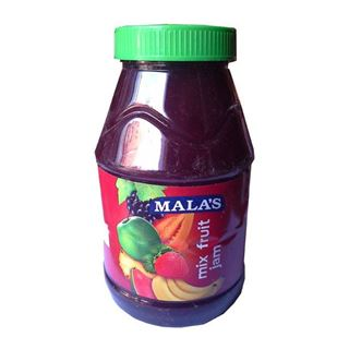 Picture of Mala Jam Mix Fruit 1Kg (Jar)