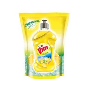 Picture of Vim Drop Pouch Dishwash Liquid 150ml