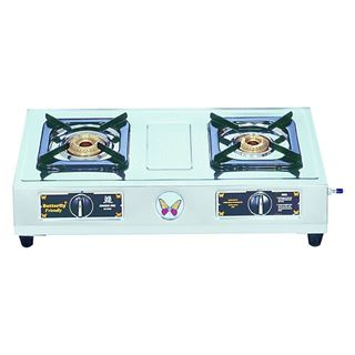 Picture of Butterfly LPG Stove (L3300A00000) 2 Burners