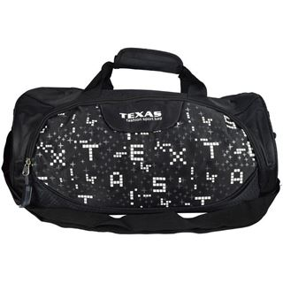 Picture of Texas USA Exclusive Imported Black Gym Bag