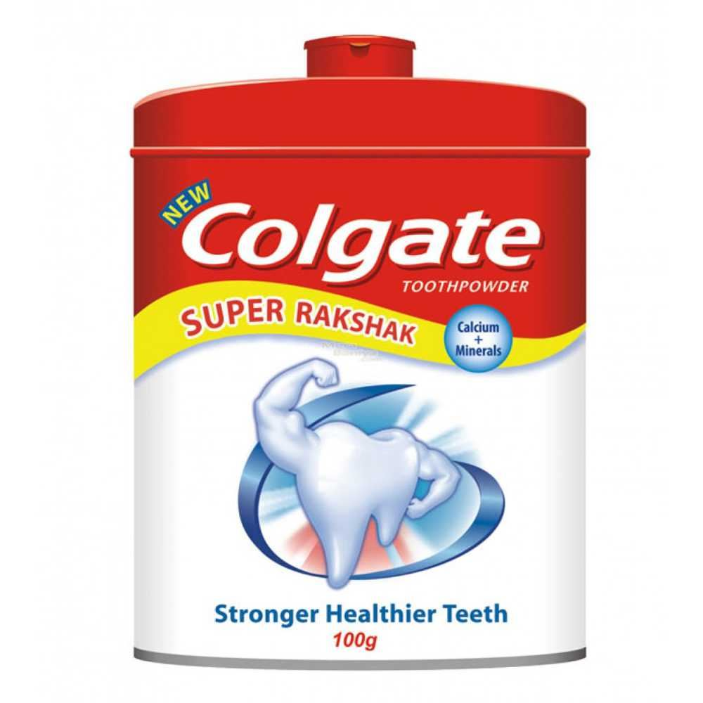 Picture of Colgate Maximum Cavity Protection Tooth Powder 100gm