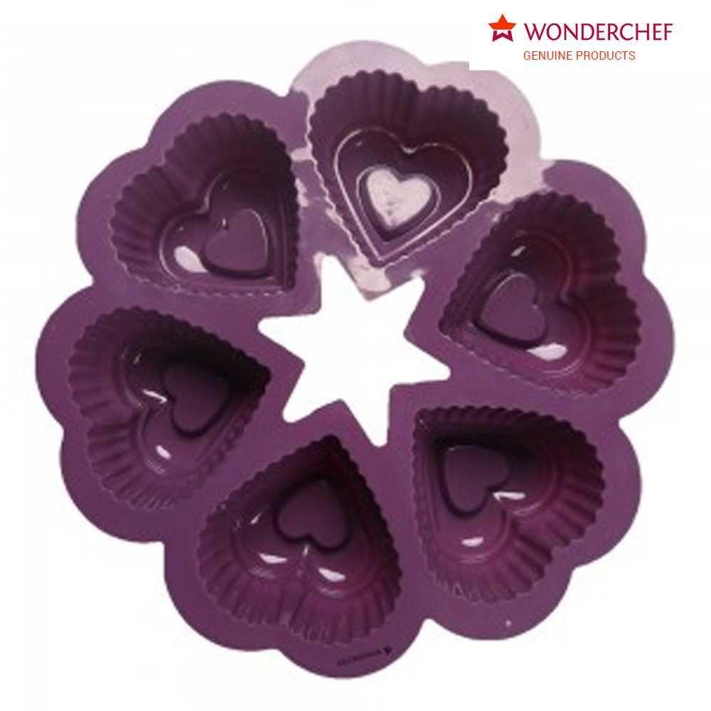 Picture of Wonderchef Heart Mould