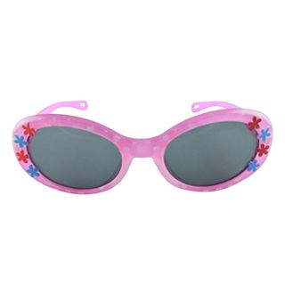 Picture of Polo House USA Kids Sunglasses Pink (HelloB1205ltpinkblack)