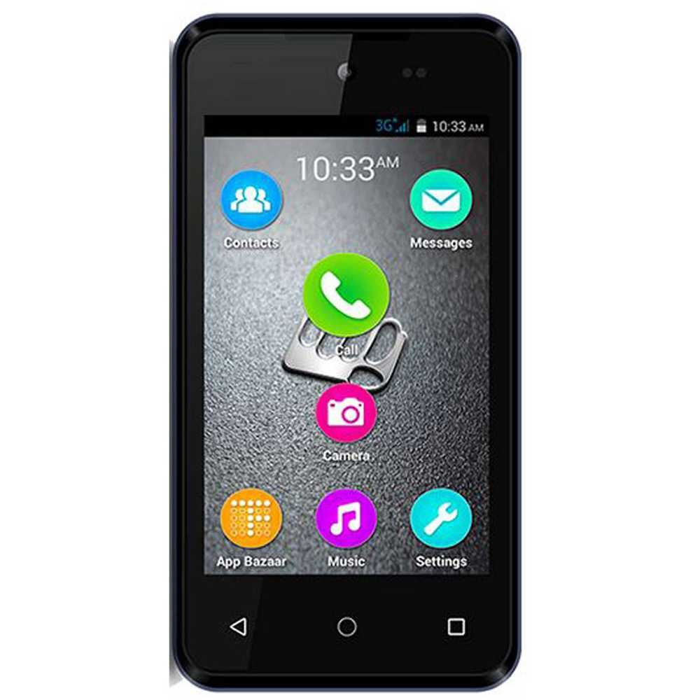 Picture of Micromax S303 Mobile (Black)