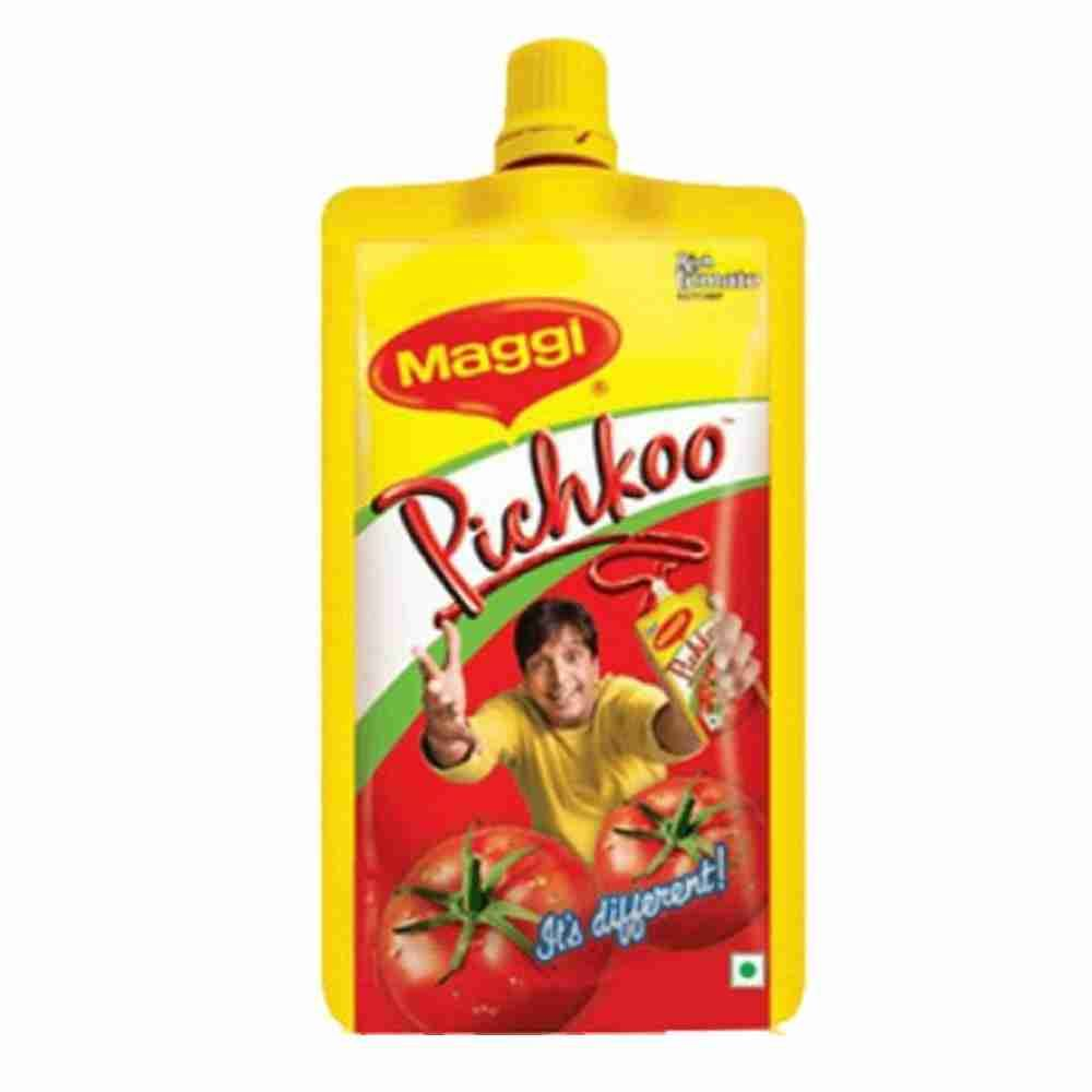 Picture of Maggi Pichkoo Rich Tomato Ketchup 90gm