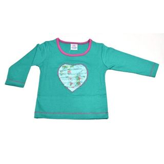 Picture of Mama & Bebes Infant Wear Full Seleeves T-shirts Green