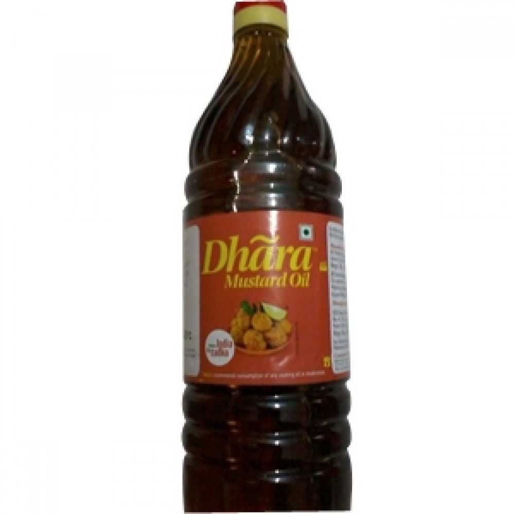 Picture of Dhara Mustard Oil 1ltr
