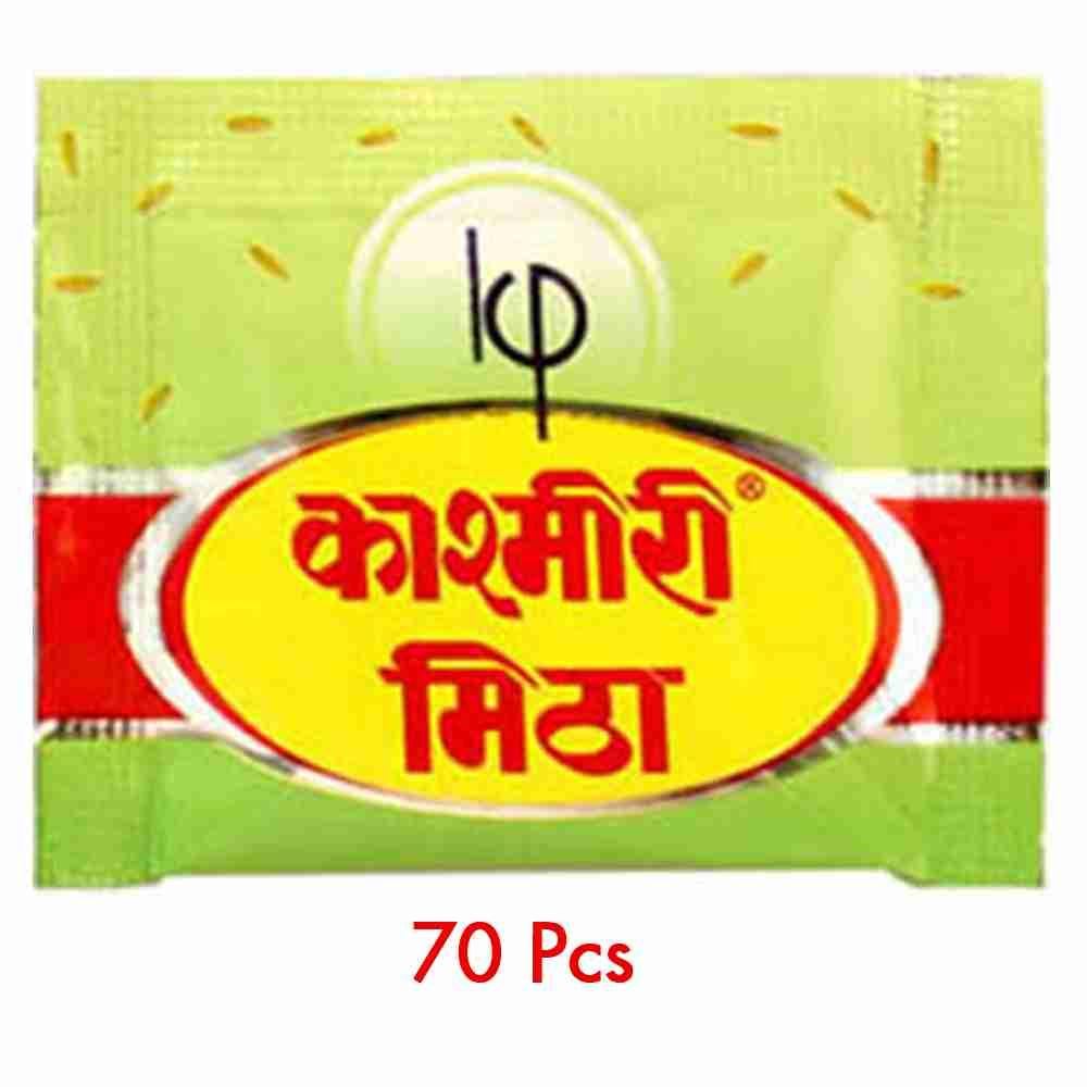 Picture of Kashmiri Sauf- 1Rs Pouch (70Pcs)