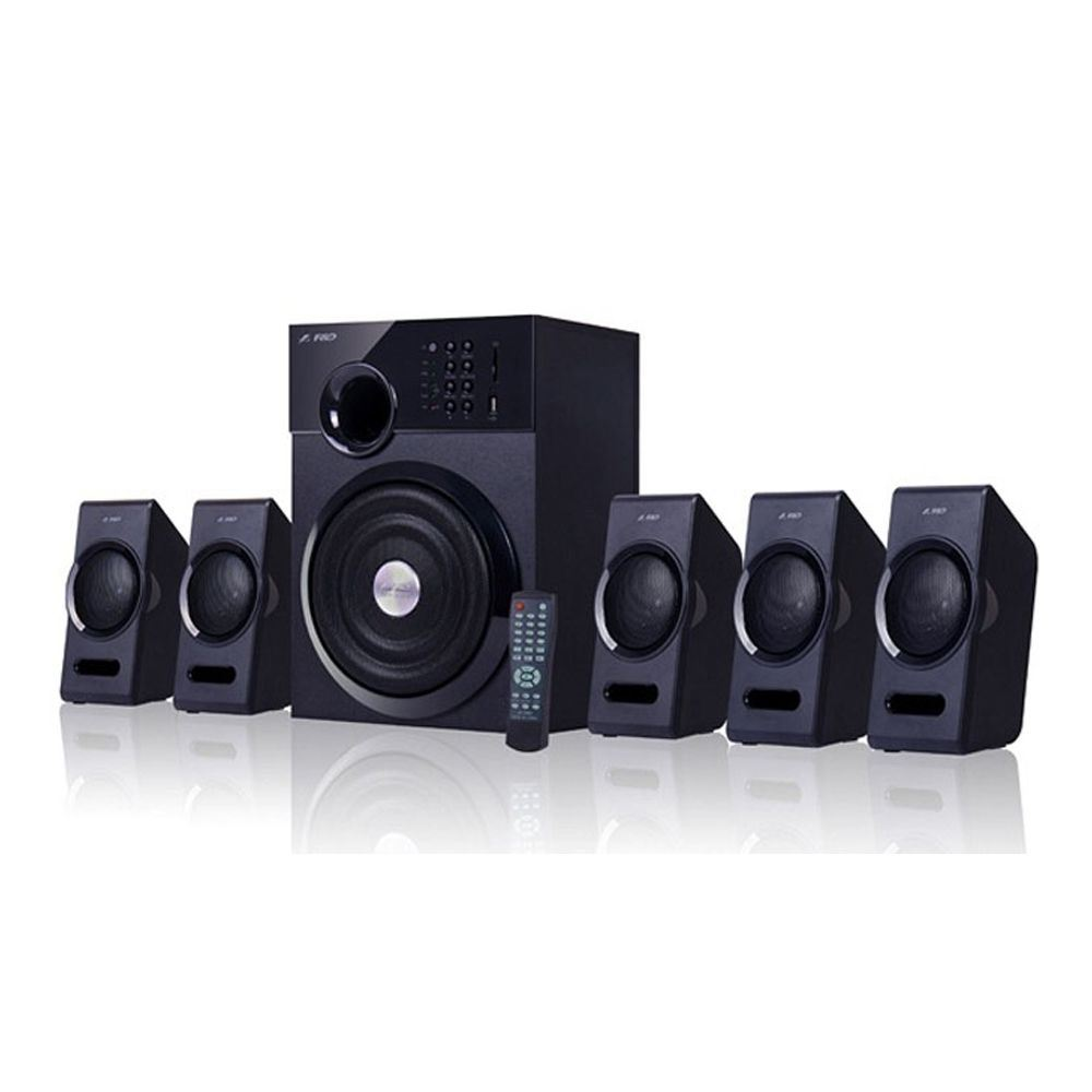 Picture of F & D 5.1 Speaker F3000F
