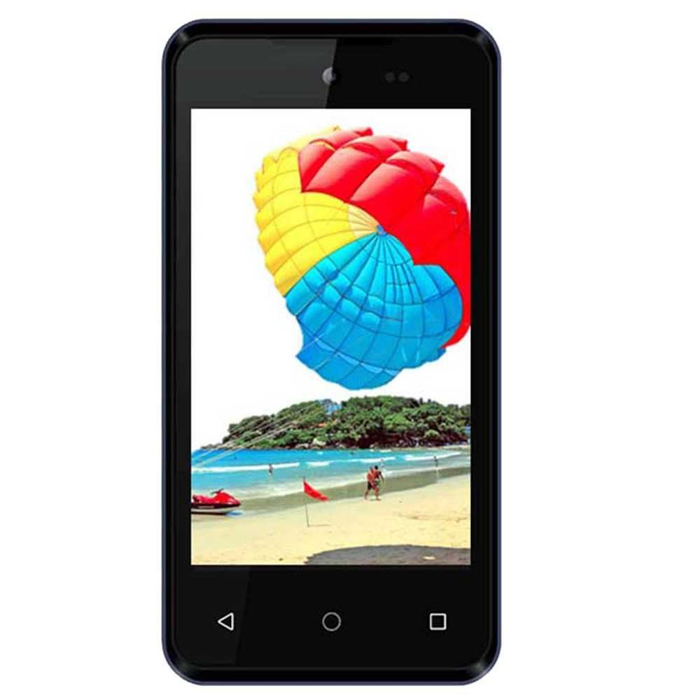 Picture of Micromax Bolt D304 Mobile (Black)