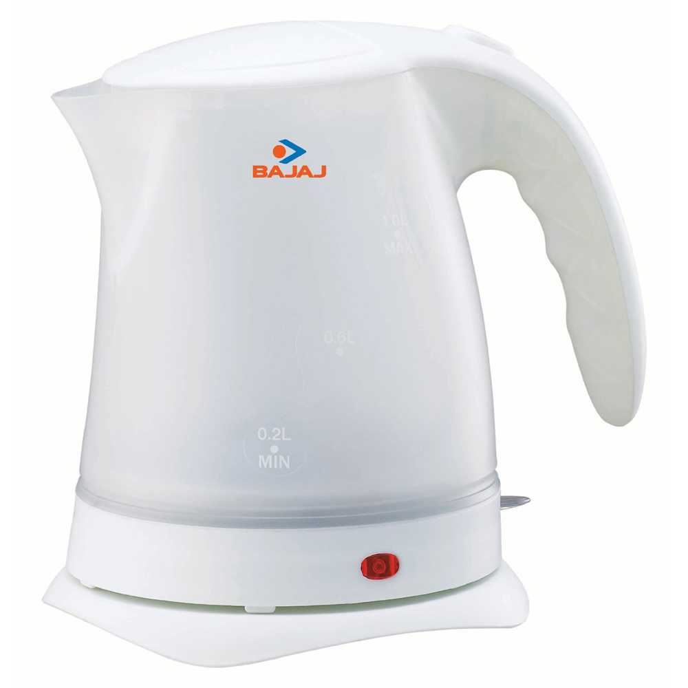 Picture of Bajaj Majesty New KTX7 Cordless Kettle 1Ltr