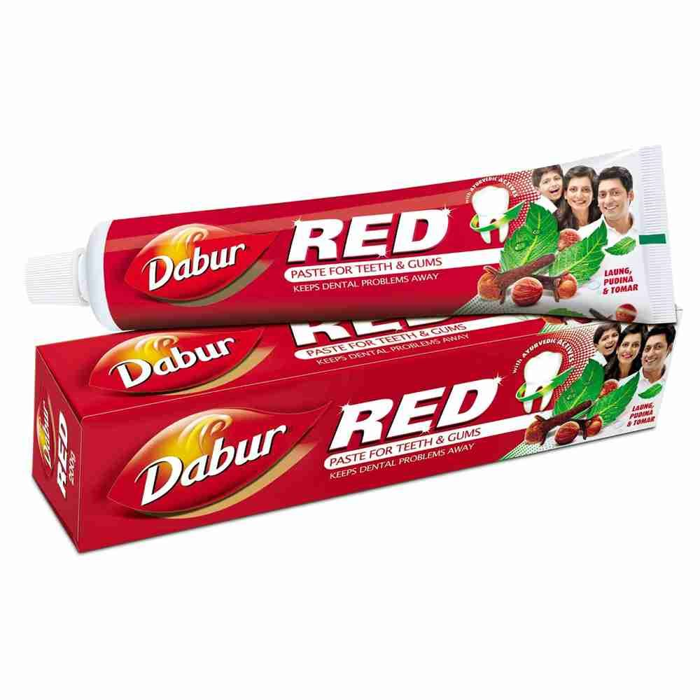 Picture of Dabur Red Toothpaste 200gm