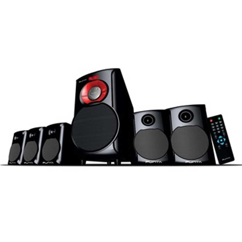Picture of Punta Home Theater System P4510BU