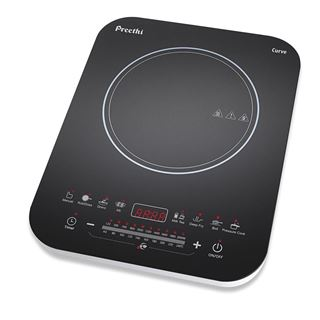 Picture of Preethi Induction Cooktops Curve IC -120