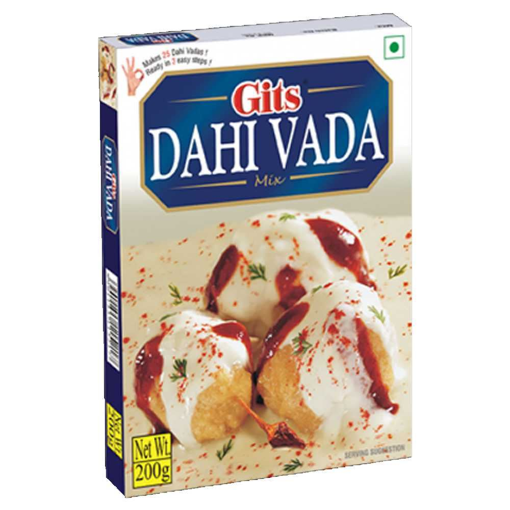 Picture of Gits Dahi Vada 200gm