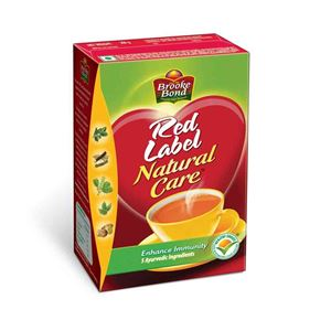 Picture of Brooke Bond Red Label Tea 250gm
