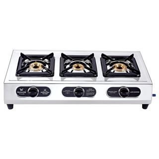 Picture of Butterfly LPG Stove (L3470A00000) 3 Burners