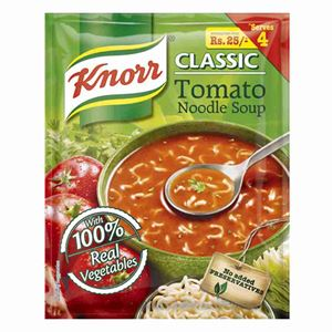 Picture of Knorr Tomato Noodle Soup