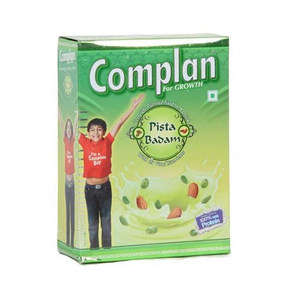 Picture of Complan Health Drink Pista Badam 500gm