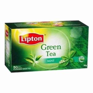 Picture of Lipton Green Tea Tulsi Natural  25 Sachet