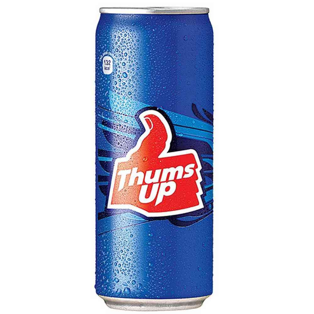 Picture of Thums Up Can 330ml