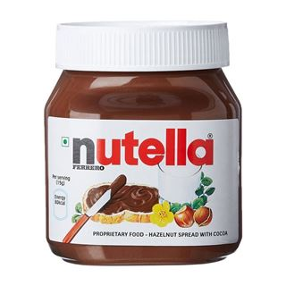 Picture of Ferrero Nutella Chocolate Hazelnut Spread 290gm