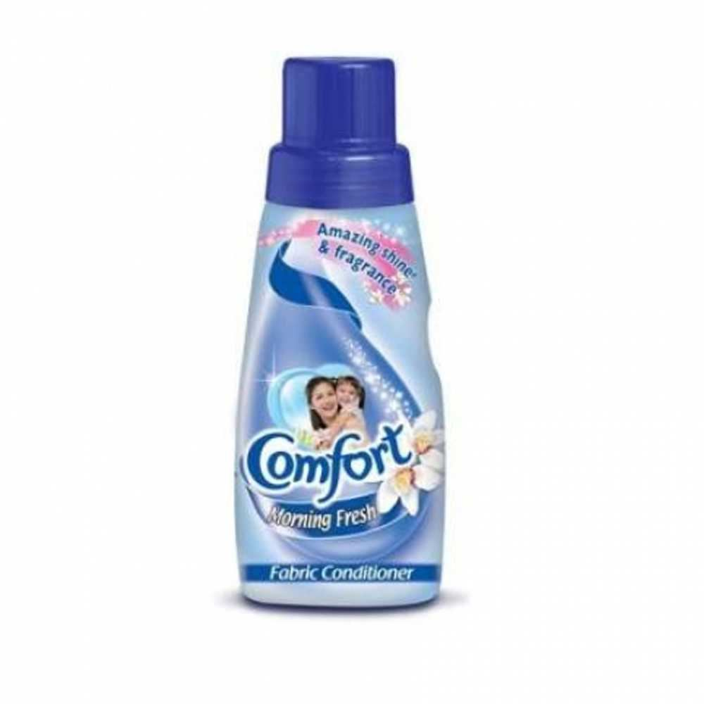 Picture of Comfort Fabric Conditioner Blue Liquid 200ml