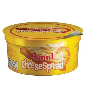 Picture of Amul Cheese Spread Plain 200gm