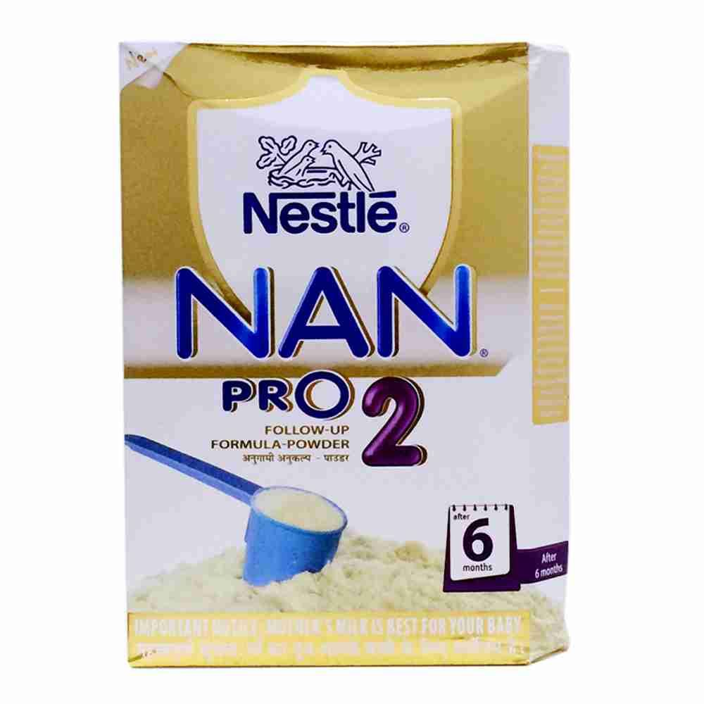 Picture of Nestle Nan Pro 2 400gm