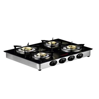 Picture of Butterfly Gas Stove Top-Pine 4 Burner Glass L3560H00000