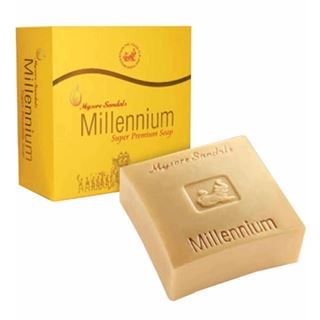 Picture of Mysore Sandal Millennium Soap 150gm