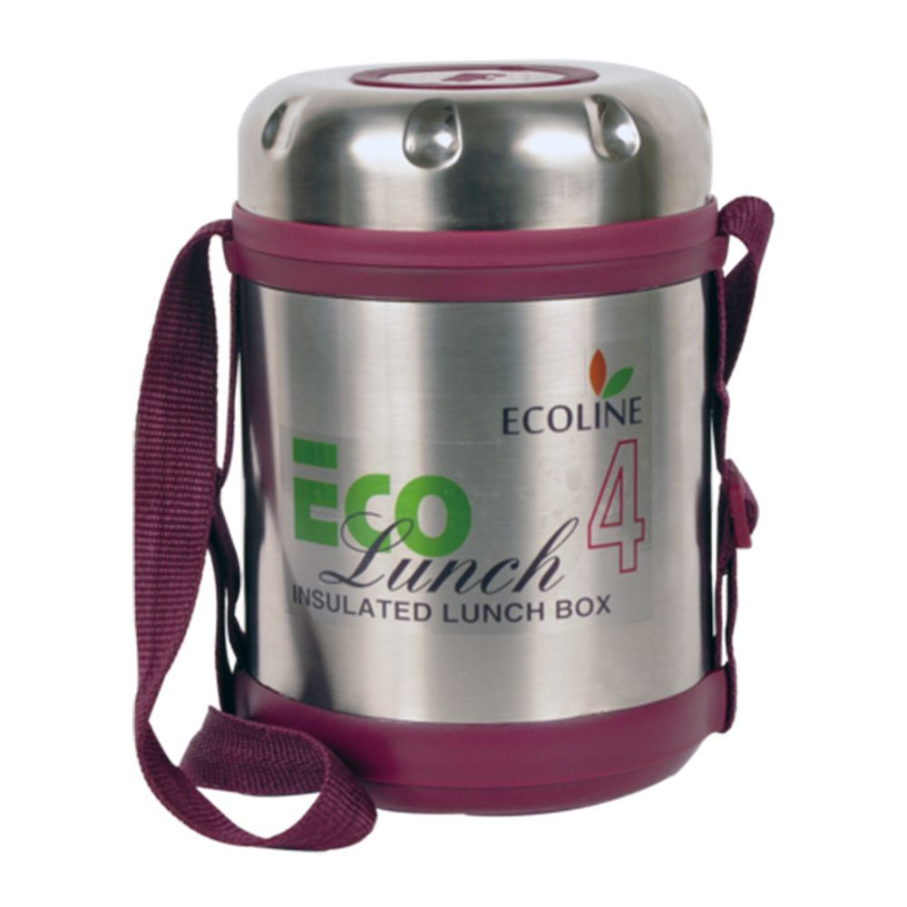 Picture of Ecoline Eco Lunch 4 Insulated Lunch Box